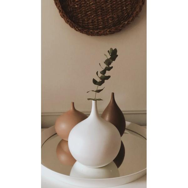 Halire Beyaz Vazo