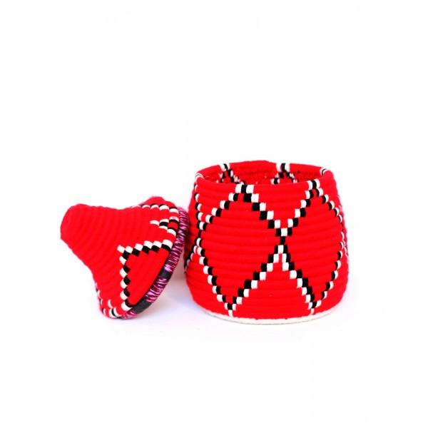 Kırmızı AfrIcan Basket