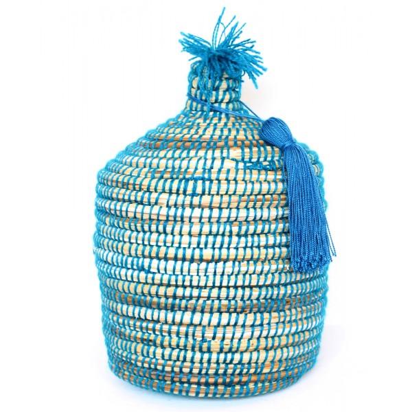 Turkuaz Mavi African Basket