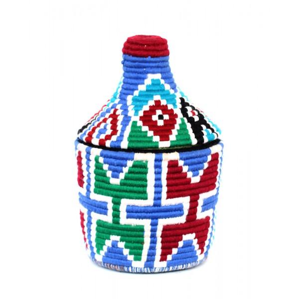 Otantik Renkli AfrIcan Basket